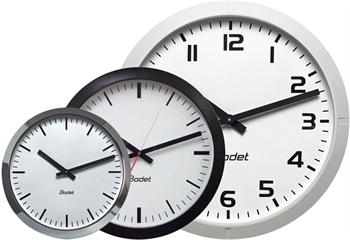 Picture of Bodet Profil Analog Clock Range